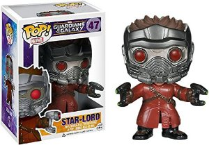 Pop Funko 47 Star-Lord Guardians of the Galaxy