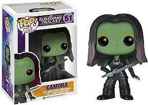 Pop Funko 51 Gamora Guardians of the Galaxy