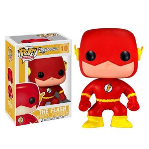 Pop Funko 10 The Flash DC Universe