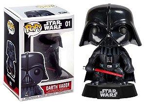 Pop Funko 01 Darth Vader Star Wars
