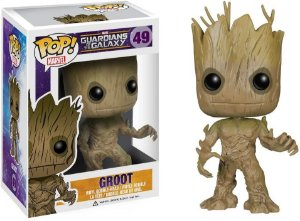 Pop Funko 49 Groot Guardians of the Galaxy