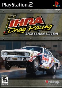 Jogo PS2 Usado IHRA: Drag Racing Sportsman Edition