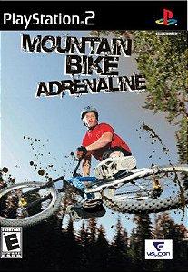 Jogo PS2 Usado Mountain Bike Adrenaline