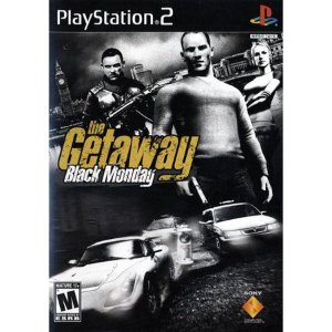Jogo PS2 Usado The Getaway: Black Monday