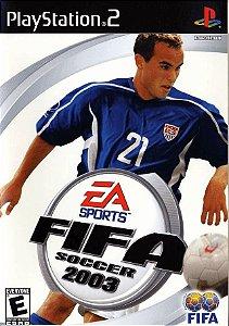 Jogo PS2 Usado FIFA Soccer 2003
