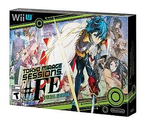 Jogo WiiU Novo Tokyo Mirage Sessions Special Edition