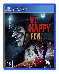 Jogo PS4 Usado We Happy Few