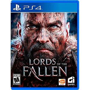 Jogo PS4 Usado Lords of The Fallen