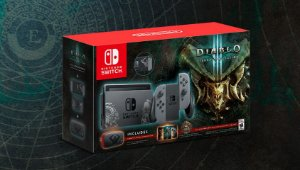 Console Usado Nintendo Switch Diablo 3 Bundle