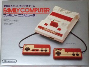 Console Usado Nintendo Family Computer