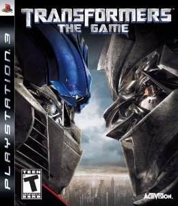 Jogo PS3 Usado Transformers the Game