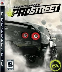 Jogo PS3 Usado Need For Speed ProStreet
