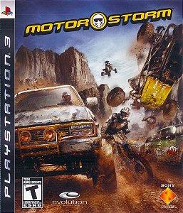 Jogo PS3 Usado MotorStorm
