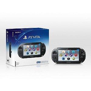 Console Usado PSVita Slim 4GB