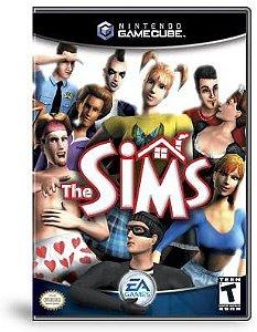 Jogo GameCube Usado The Sims