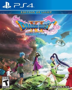 Jogo PS4 Usado Dragon Quest XI Echoes of an Elusive Age