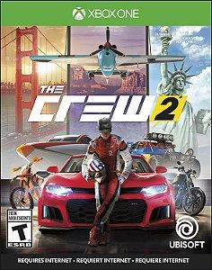 Jogo XBOX ONE Usado The Crew 2