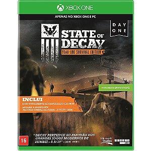 Jogo XBOX ONE Usado State of Decay