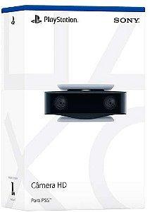 Periférico PS5 Novo Câmera HD