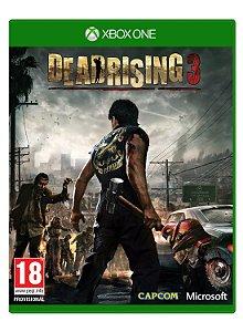 Jogo XBOX ONE Usado Deadrising 3