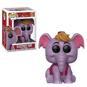 Pop Funko 478 Elephant Abu Aladdin