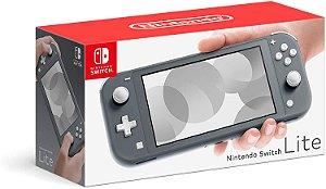 Console Usado Nintendo Switch Lite Grey