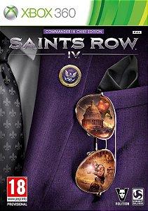 Jogo XBOX 360 Usado Saints Row IV