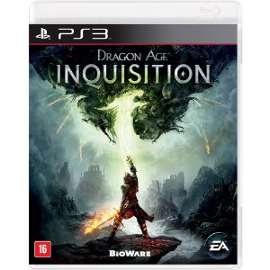 Jogo PS3 Usado Dragon Age Inquisition