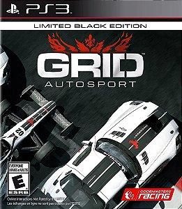 Jogo PS3 Usado Grid Autosport