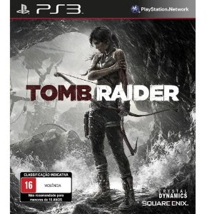 Jogo PS3 Usado Tomb Raider