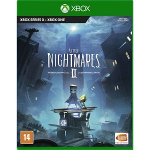 Jogo XBOX ONE Novo Little Nightmares II