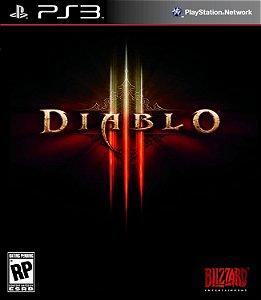 Jogo PS3 Usado Diablo III