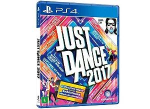 Jogo PS4 Usado Just Dance 2017