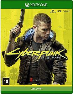 Jogo XBOX ONE Usado Cyberpunk 2077