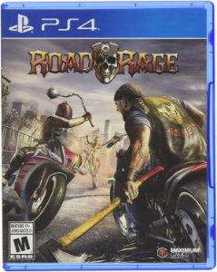 Jogo PS4 Usado Road Rage