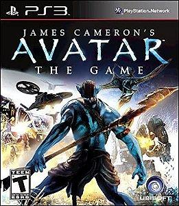 Jogo PS3 Usado Avatar The Game