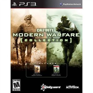 Jogo PS3 Usado Call of Duty Modern Warfare Collection
