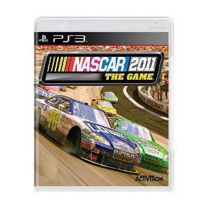 Jogo PS3 Usado Nascar 2011: The Game