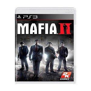 Jogo PS3 Usado Mafia II