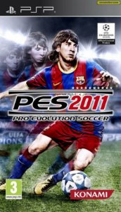 Jogo PSP Usado PES 2011