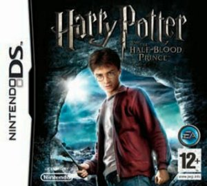 Jogo DS Harry Potter and The Half Blood Prince