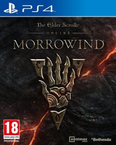 Jogo PS4 Usado The Elder Scrolls Online: Morrowind