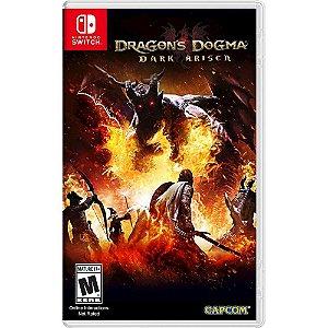 Jogo Nintendo Switch Usado Dragon's Dogma Dark Arisen
