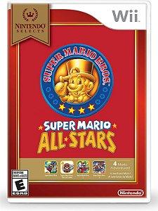 Jogo Wii Usado Super Mario All-stars