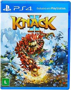 Jogo PS4 Usado Knack 2