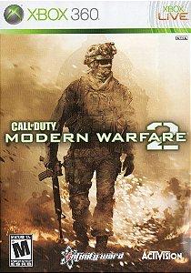 Jogo XBOX 360 Usado Call of Duty: Modern Warfare 2