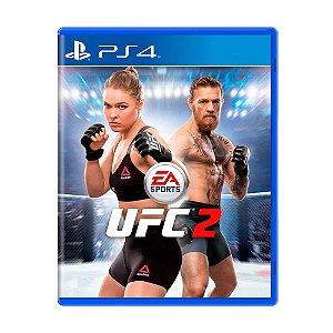 Jogo PS4 Usado UFC 2