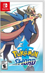 Jogo Usado Switch Pokémon Sword