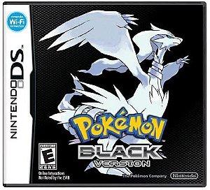 Jogo Usado DS Pokémon Black Version