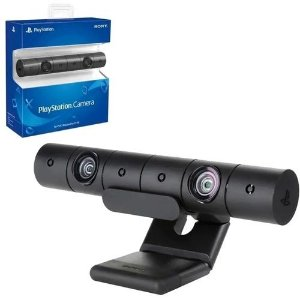 Periférico PS4 Novo PlayStation Camera